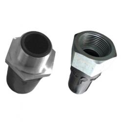 Адаптеры резьбовые ПЭ/сталь