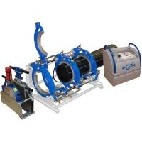 Аппарат для стыковой сварки полиэтиленовых труб Georg Fischer TM 250 TOP (75 - 250 мм; гидравлический привод)