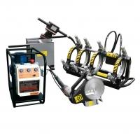 Аппарат для стыковой сварки полиэтиленовых труб KamiTech KmT 160 (63 - 160 мм; гидравлический привод)