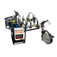 Аппарат для стыковой сварки полиэтиленовых труб KamiTech KmT 250 (75 - 250 мм; гидравлический привод)
