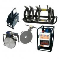Аппарат для стыковой сварки полиэтиленовых труб KamiTech KmT 400 (125 - 400 мм; гидравлический привод)