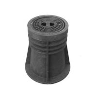 Ковер полимерпесчанный для подземного газового крана