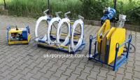 Аппарат для стыковой сварки полиэтиленовых труб Nowatech ZHCB-500 (250 - 500 мм; гидравлический привод)