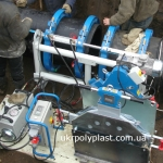 Аппарат для стыковой сварки полиэтиленовых труб Georg Fischer GF 630