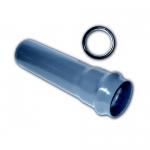 Труба ПВХ водопроводная напорная 160 мм SDR 41 (6 атм)