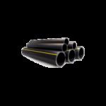 Труба полиэтиленовая газовая 140 мм ПЭ 100 SDR 17,6 (6 атм)