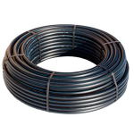 Труба полиэтиленовая водопроводная 110 мм ПЭ 100 SDR 17 (10 атм)