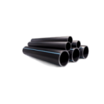 Труба полиэтиленовая водопроводная 140 мм ПЭ 100 SDR 11 (16 атм)