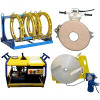 Аппарат для стыковой сварки полиэтиленовых труб Nowatech ZHCB-630 (355 - 630 мм; гидравлический привод)